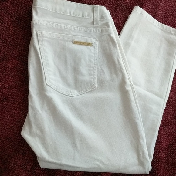 Michael Kors Denim - Michael Kors White Jeans